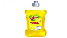 Vim Lemon Dishwash Gel (Bottle)