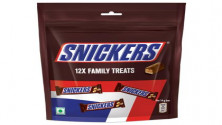 Snickers Peanut Chocolate Bar 168 g