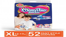 MamyPoko Pants Extra Absorb Diapers - XL  (52 Pieces) MRP:999