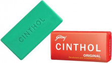 Cinthol Original Bath Soap, 100 g (Pack of 4)