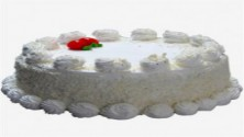 WHITE FOREST COOL CAKE (1KG)