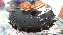 Double Choclate  Cool cake 1kg