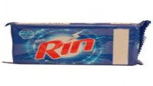 Rin Detergent Bar - Pack of 4