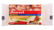 Amul Plain Cheese Slices 200 g (Pack)