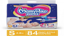 MamyPoko Pants Extra Absorb Diapers - S  (84 Pieces) MRP:999
