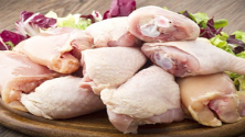 Chicken With Skin 500 Grm