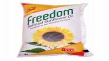 Freedom Sunflower Oil 1L