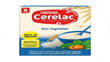 Cerelac Stage 2 Rice Vegetable 300 Grm