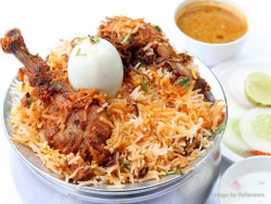 Kamat Biryani Center