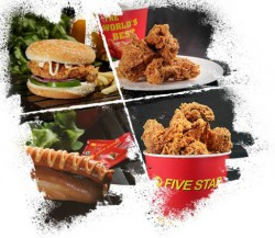 Five Star Chicken (Tiruchanoor Road)
